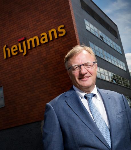 Dalende omzet, maar meer winst bij Rosmalens bouwconcern Heijmans