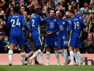 Chelsea heeft Lukaku niet nodig om brandhout te maken van Norwich - Benteke scoort én ziet winning goal in rook opgaan