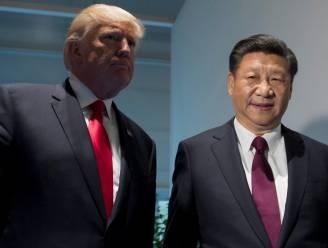 """Trump over China in kwestie Noord-Korea: """"Ze doen niets voor ons, behalve praten"""""""