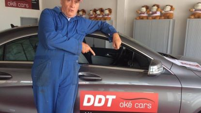 DDT neemt oude garage De Wolf over