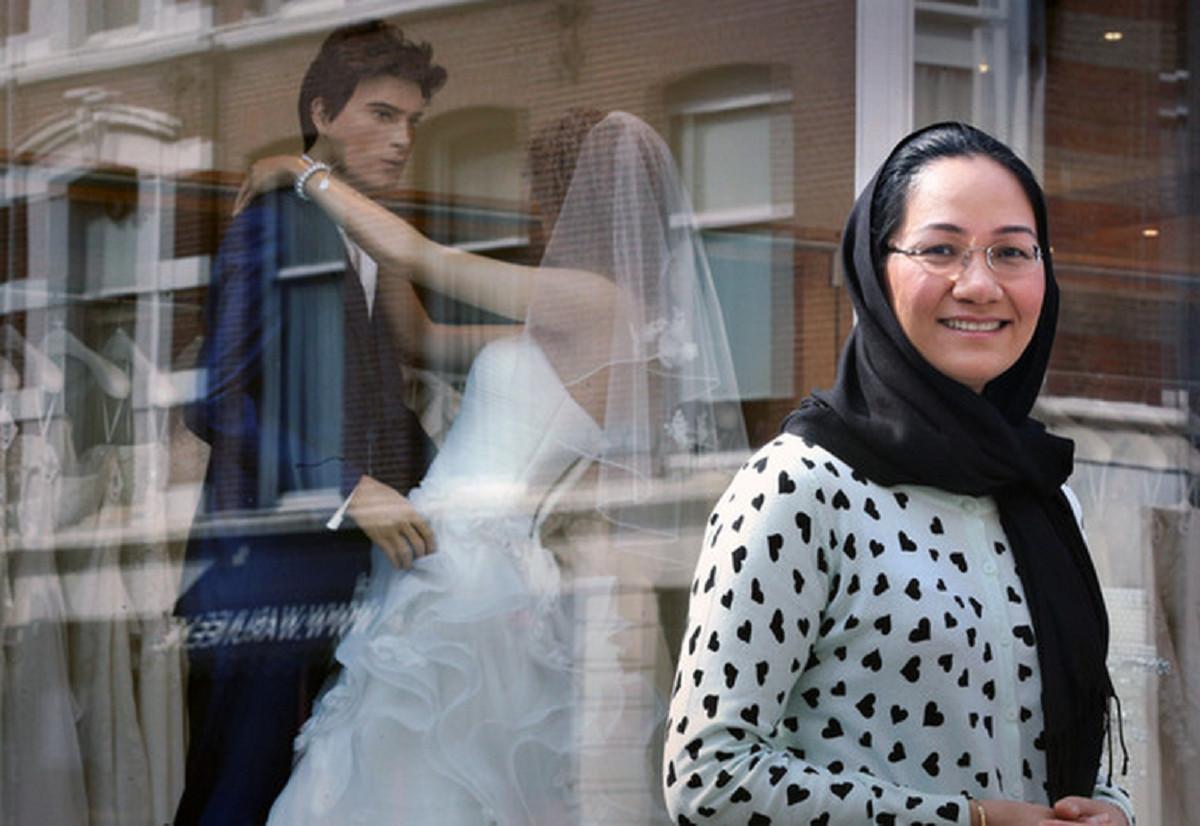 Ervaringsdeskundige Shirin Musa slaagt er met regelmaat in om jonge vrouwen te bevrijden van een gedwongen huwelijk.