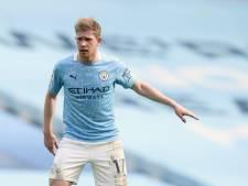 Fin de la folle série pour City et De Bruyne, victoire de prestige pour United