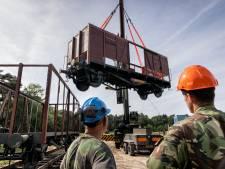 Wagons maken de puzzel van het verhaal van Kamp Vught compleet