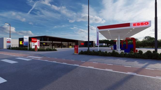 Group Bruno bouwt nieuw Service Station en Foodcorner in Kortessem