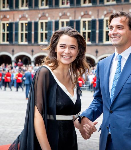 Baudet over verloofde: 'Dank de goden voor Davide'