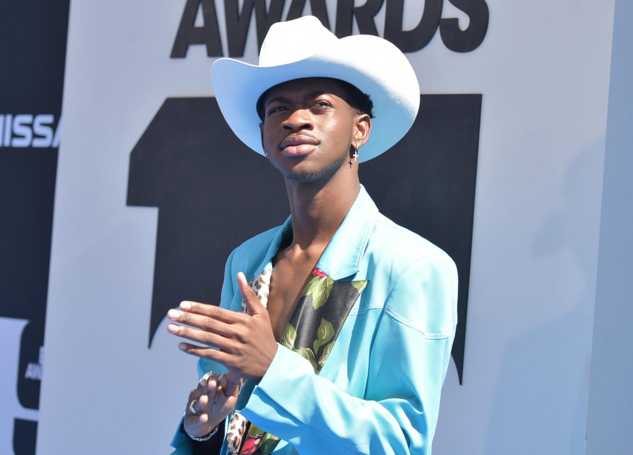 Rapper Lil Nas X.