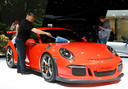 Een auto die in de collectie van Paul Walker zat: een Porsche 911 GT3 RS