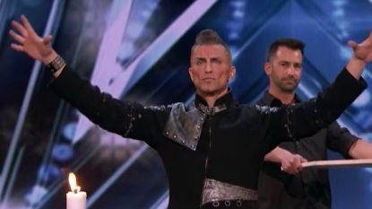West-Vlaming scheert hoge toppen met messentruc in 'America's Got Talent'