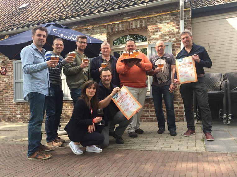 De Meetjesland Cafés verwelkomen De Kasteeldreef.