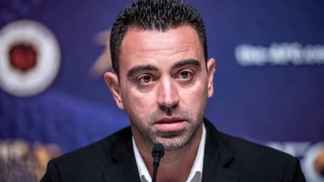 """""""Barcelona bereikt akkoord over terugkeer Xavi"""", trainer Barça B neemt in tussentijd fakkel over"""