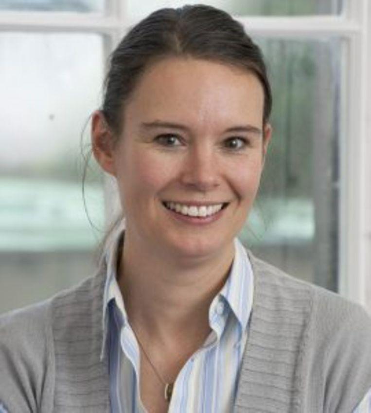 Professor economie Michele Belot zat zelf in het derde middelbaar toen de schoolstaking uitbrak. Ze onderzocht de gevolgen daarvan op haar generatiegenoten. Beeld RV