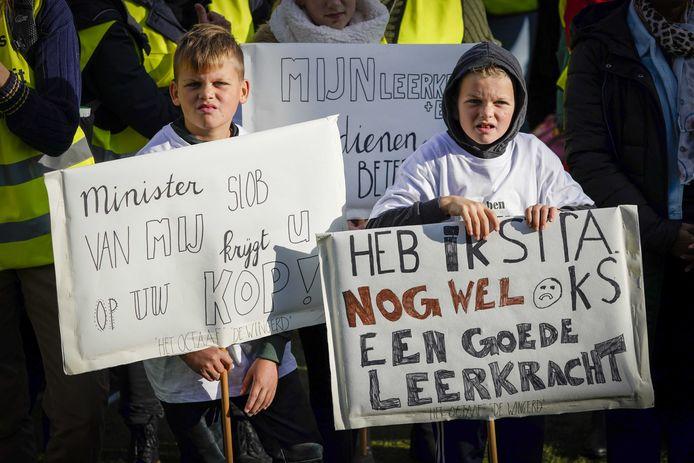 Twee weken geleden hielden de meeste basisscholen hun deuren nog dicht. Ze staakten voor meer geld voor het onderwijs om het lerarentekort in de kiem te smoren.