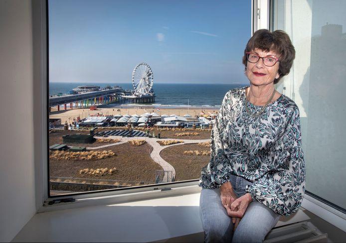 Joan van Baarle: ,,Blijf in beweging en trek je niet terug.''