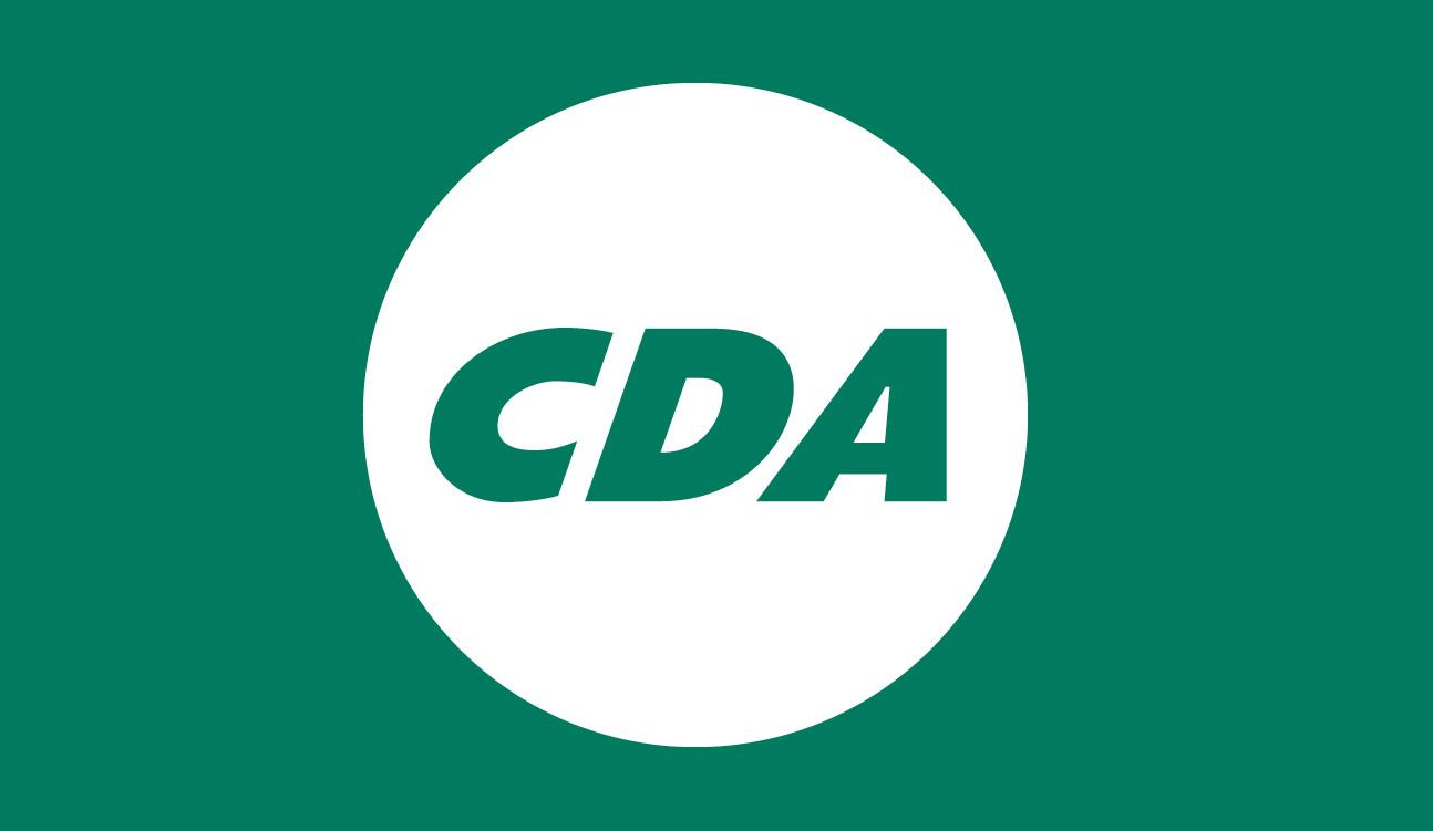 Logo CDA.