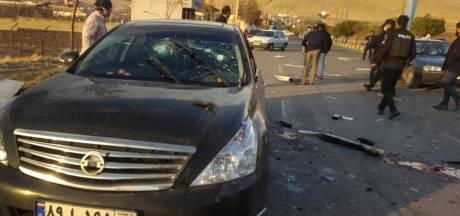 'Iraanse atoombaas gedood door op afstand bestuurde mitrailleurs in geparkeerde Nissan'