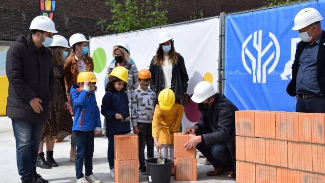 Nieuwe gebouwen voor basisschool 't Groentje