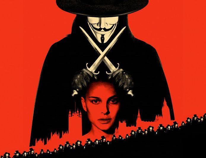 V for Vendetta uit 2005