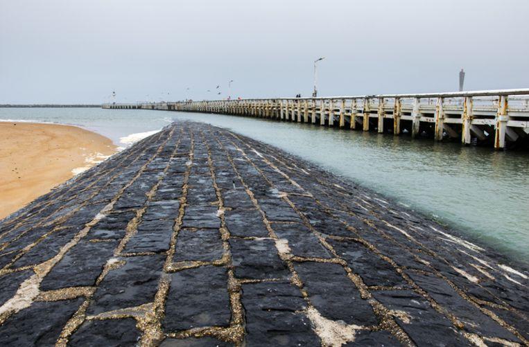 De pier in Oostende. Beeld Thinkstock
