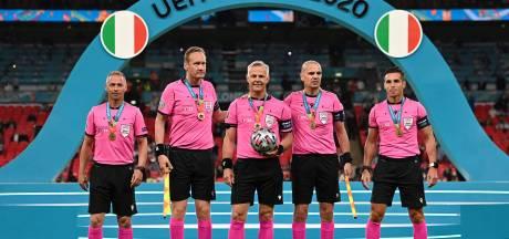 Scheidsrechter Björn Kuipers benoemd tot bondsridder van KNVB