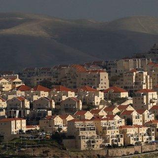 Israël gaat weer bouwen op Westoever