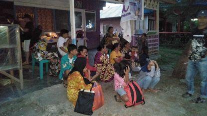 Bali opgeschrikt door aardbeving