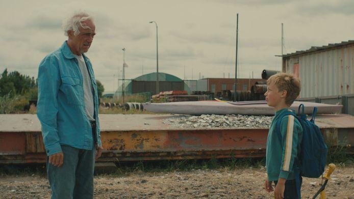 De achterhaven van Zeebrugge was één van de filmlocaties voor Beau Séjour 2.
