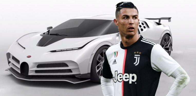 Is dit de nieuwe aanwinst van Cristiano Ronaldo?