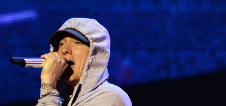 Eminem eerste slachtoffer nieuwe regels Single Top 100