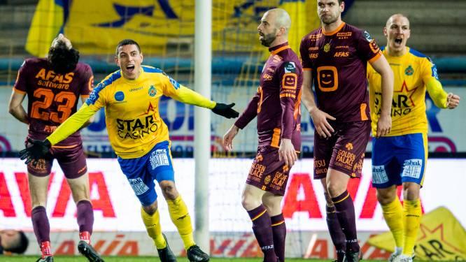 """Jordan Faucher (Waasland-Beveren) na twee goals tegen KVM vrijdag op Antwerp: """"Goede herinneringen aan Bosuil"""""""