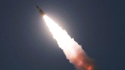 Noord-Korea schiet opnieuw raket af