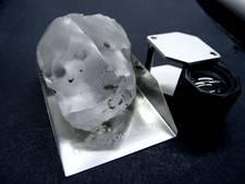 Diamant van 910 karaat gevonden: een van de grootste ooit