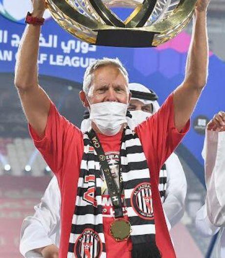 Apeldoornse fysiektrainer Jan Kluitenberg (58) na 700 nachten in Abu Dhabi terug in Nederland, wachtend op het volgende avontuur