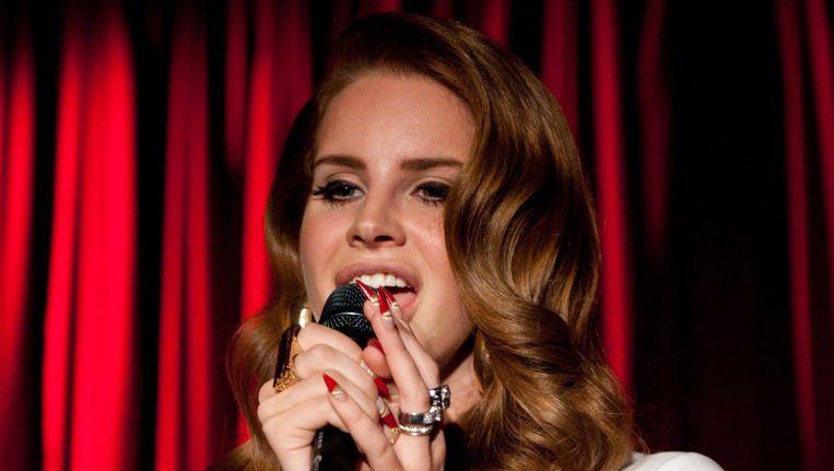 Lana Del Rey Beeld EPA