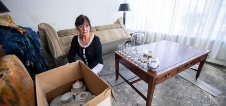 Wierdense Marja vecht al vier jaar tegen schimmel in haar huurhuis: 'Ik sta met rug tegen muur'