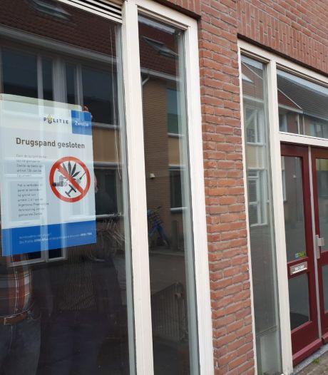 Coffeeshophouder uit Zwolle gefrustreerd over gedwongen sluiting voorraadpand: 'Ze schoppen de benen onder me vandaan'