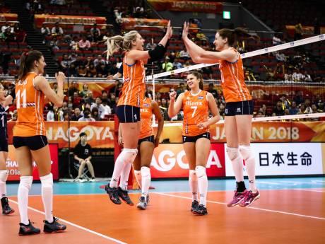 Nederland vol goede hoop tegen Servië en beste speelster ter wereld
