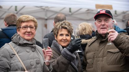 Ruim duizend Brakelaars op nieuwjaarsreceptie van gemeentebestuur