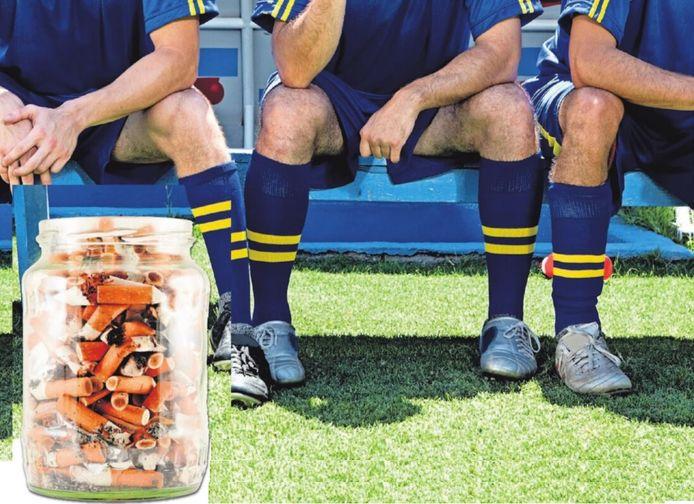 Voetbalvereniging DSV gaat roken op het sportpark verbieden.