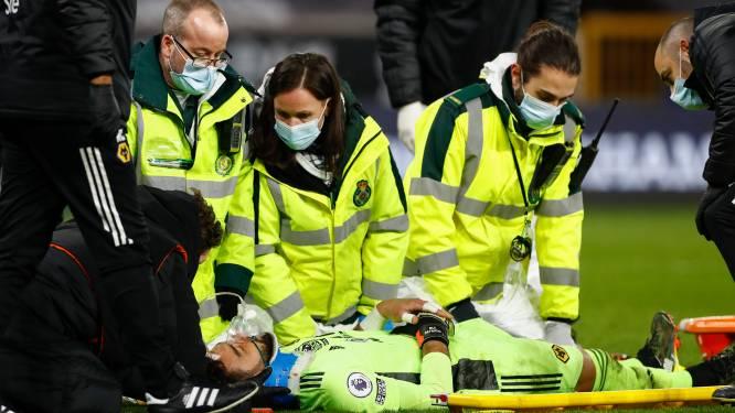 Liverpool weet weer wat winnen is, Wolves-doelman afgevoerd met zware hoofdblessure
