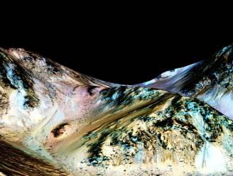 NASA vindt vloeibaar water op Mars