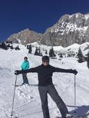 Wintersport was voor Paul het hoogtepunt van het jaar.