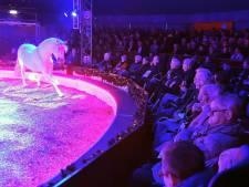 Circustent Etten-Leur tot de nok toe gevuld: 'Iedere keer weer een groot succes'