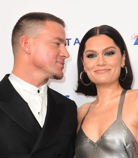 Magic Mike-acteur Channing Tatum en zangeres Jessie J weer uit elkaar
