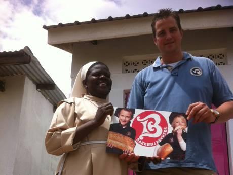 Veghels bananenbrood voor Oeganda