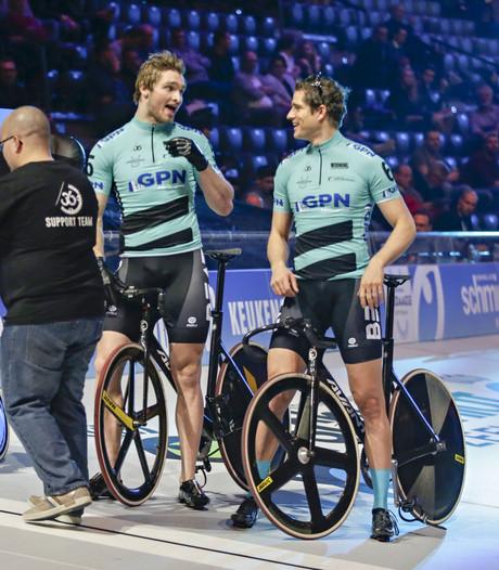 Goud voor Van den Berg, Büchli en Bos op teamsprint bij wereldbeker