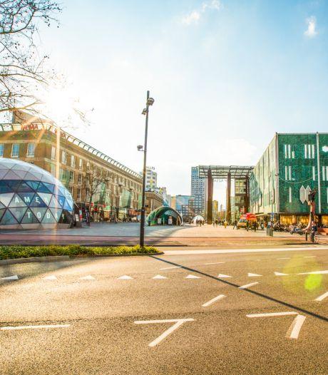 Beroving met (nep)vuurwapen op klaarlichte dag in hartje Eindhoven