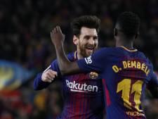 Live tussenstanden: Messi heeft het weer op zijn heupen tegen Girona