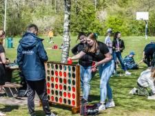 Jongerenwerkers uit Wierden, Vriezenveen en Almelo slaan handen ineen om oogje in het zeil te houden op Het Lageveld