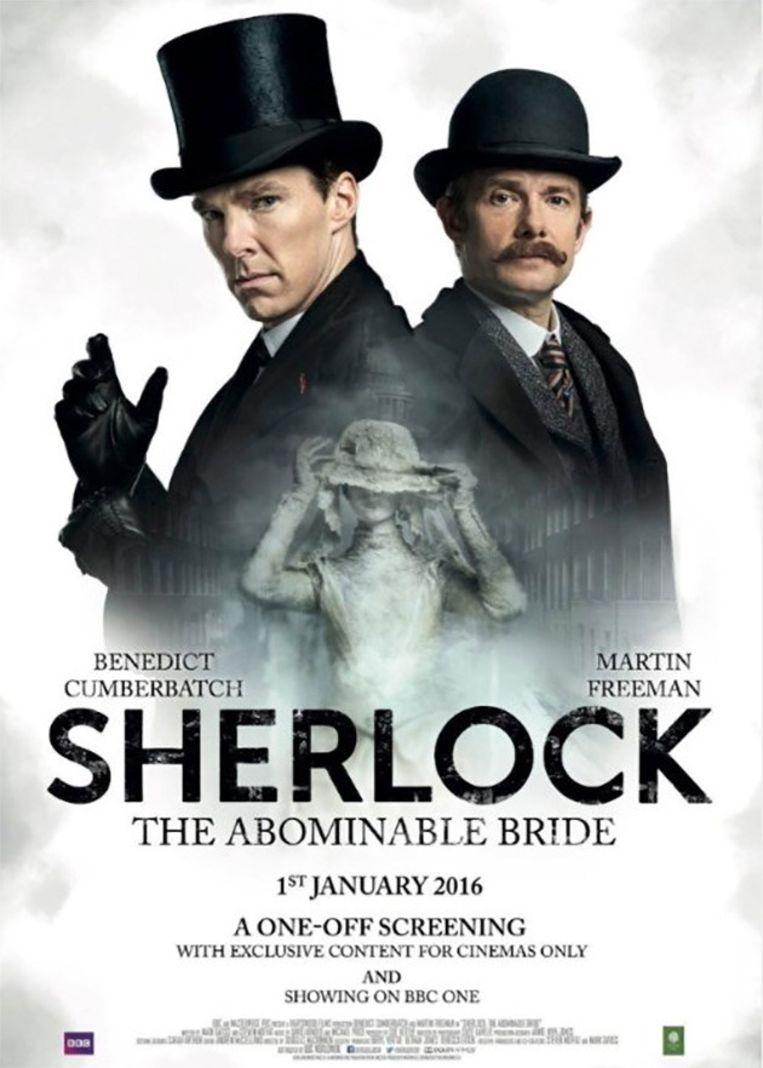 Omdat het vierde seizoen pas in 2017 verschijnt, bracht BBC een speciale aflevering. Beeld BBC