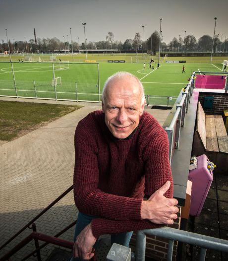 Hans Galgenbeld (62) uit Nijverdal, voetballer die ambtenaar werd, neemt afscheid: 'Ik spreek de taal van de sport'
